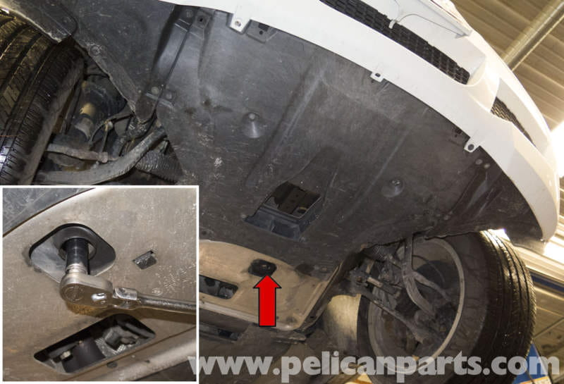 Pelican Technical Article Bmw X3 Changing Engine Oil