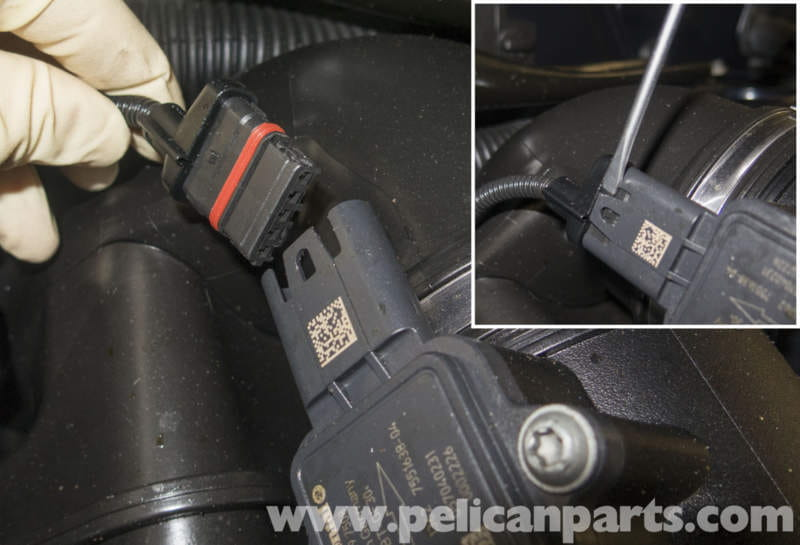 Pelican Parts Technical Article Bmw X3 Mass Air Flow
