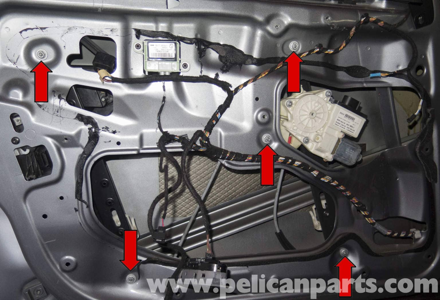 Pelican Technical Article Bmw X3 Front Window