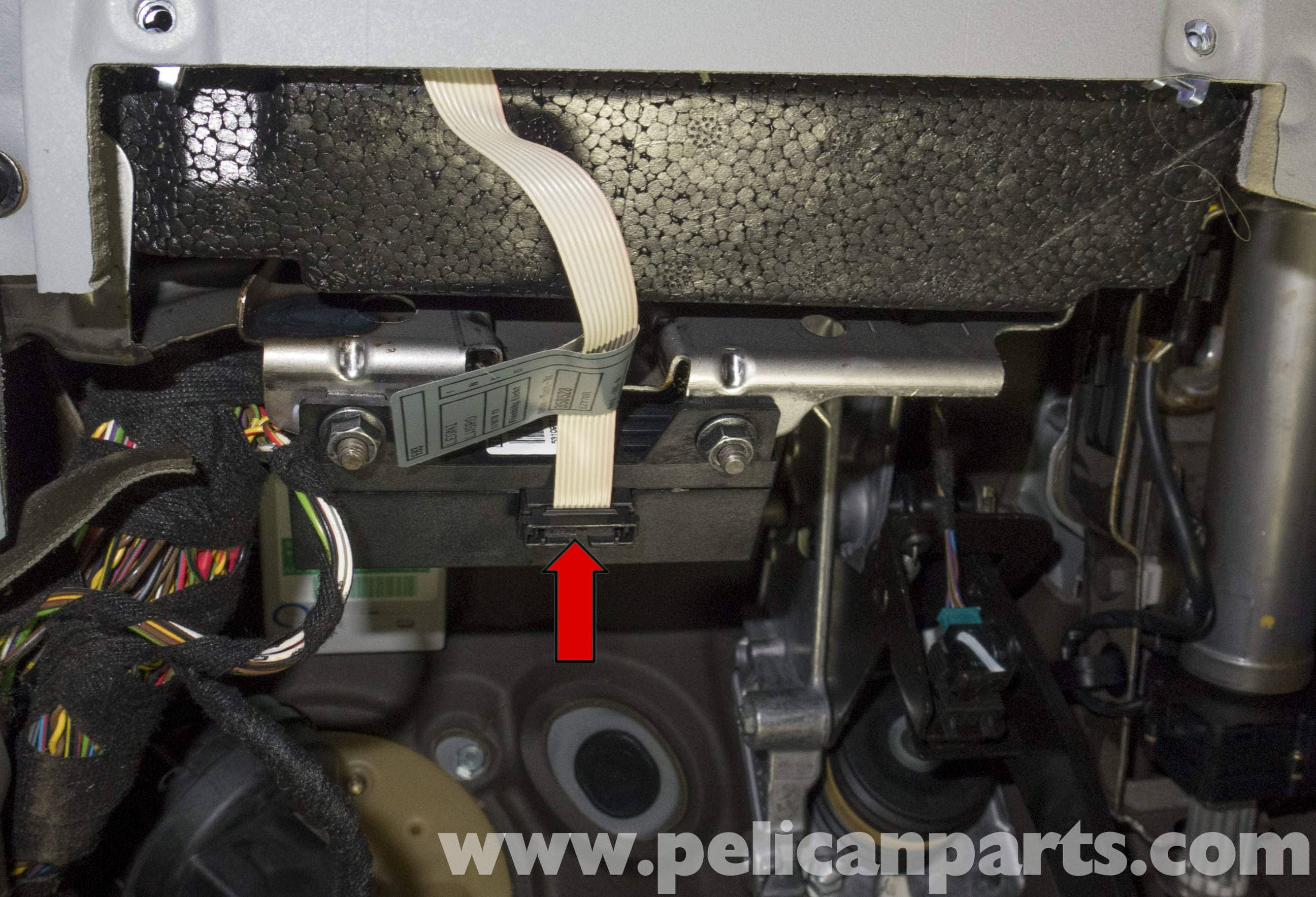Pelican Parts Technical Article - BMW-X3 - Light Module Replacement
