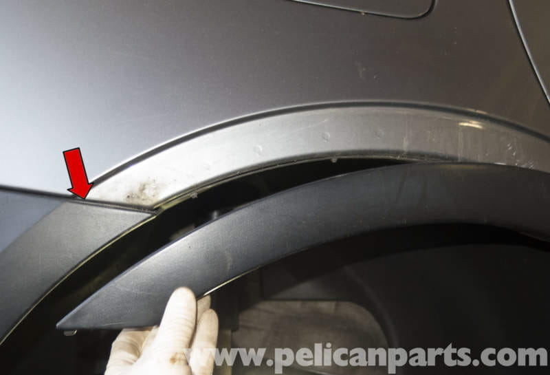 Pelican Parts Technical Article Bmw X3 Front And Rear