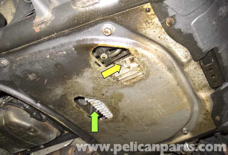 Bmw X5 Oil Change E53 2000 2006 Pelican Parts Diy