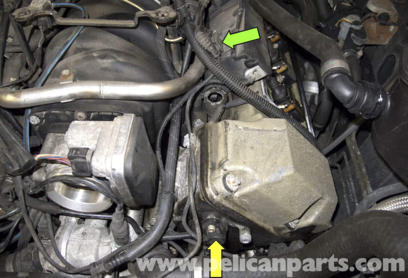BMW X5 M62 8cylinder Camshaft Sensor Testing E53 2000 2006 Rhpelicanparts S62 Wiring Diagram: BMW M62 Wiring Diagram At Johnprice.co