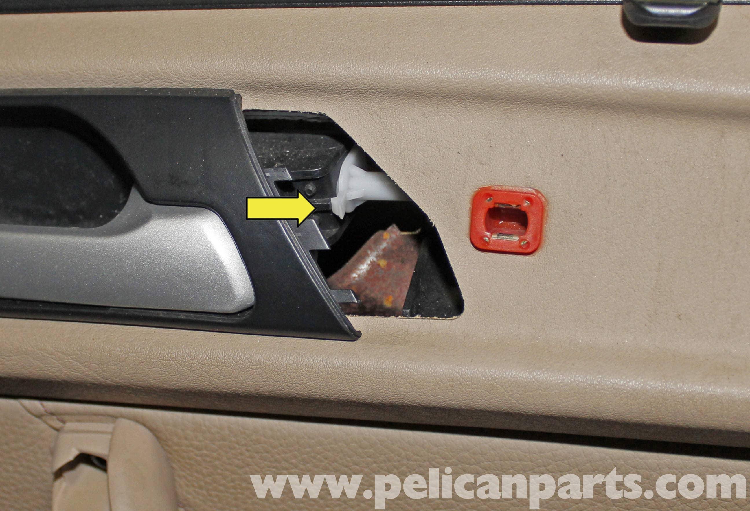 Bmw X5 Rear Door Panel Replacement E53 2000 2006