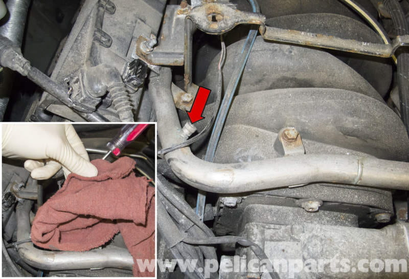 Bmw X5 Fuel Pump Replacement  E53 2000