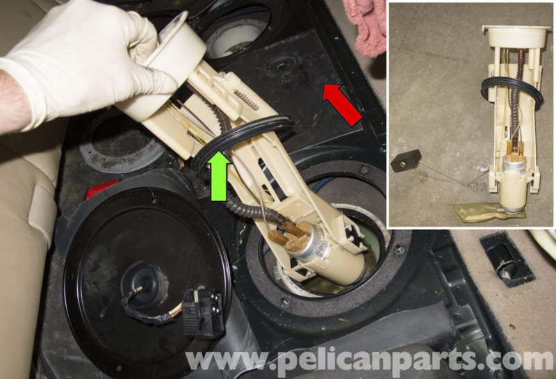 Bmw X5 Fuel Pump Replacement E53 2000 2006 Pelican