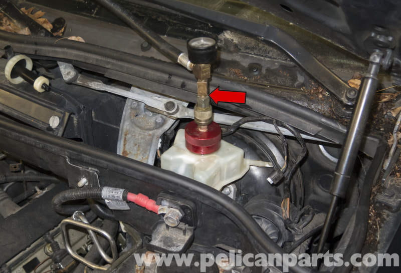 BMW X5 Brake Bleeding | E53 (2000-2006) | Pelican Parts DIY