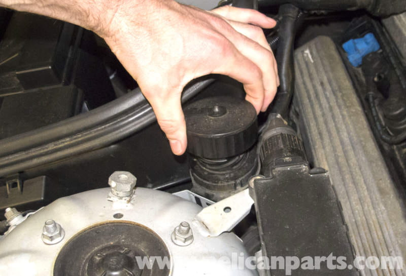 Bmw X5 Service One And Two Explained E53 2000 2006 Pelican Parts Diy Maintenance Article