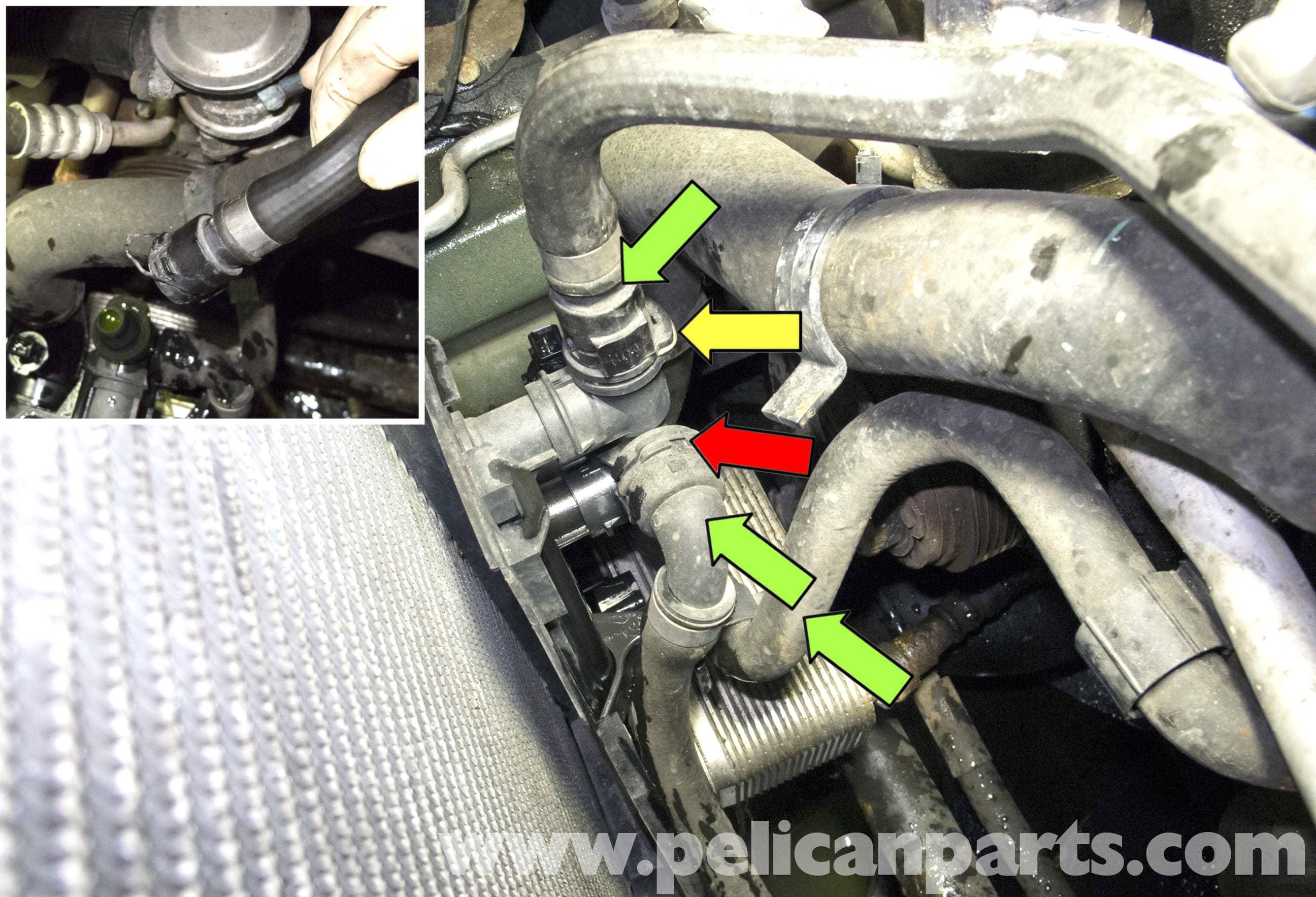 2012 cts cadillac wire diagram bmw x5 radiator replacement  e53 2000 2006  pelican  bmw x5 radiator replacement  e53 2000 2006  pelican