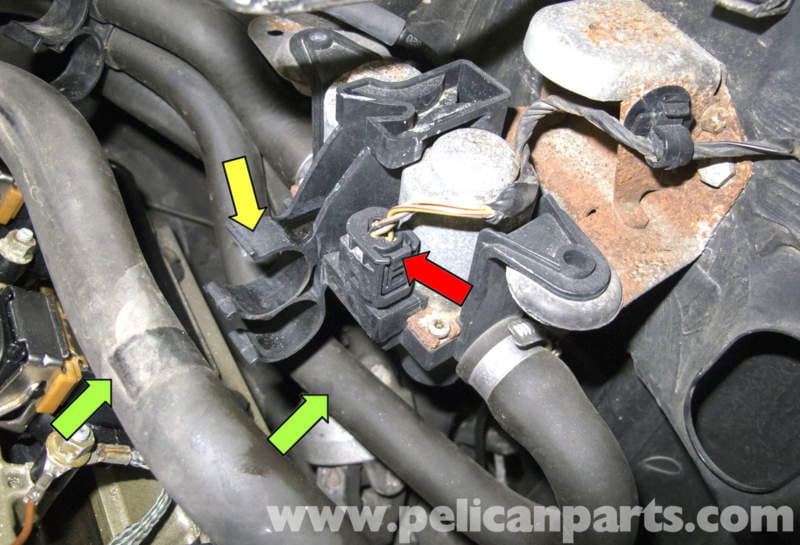 Bmw X5 Heater Valve Testing And Replacement E53 2000 2006 Rhpelicanparts: Mercedes Heater Control Valve Location 2003 At Gmaili.net