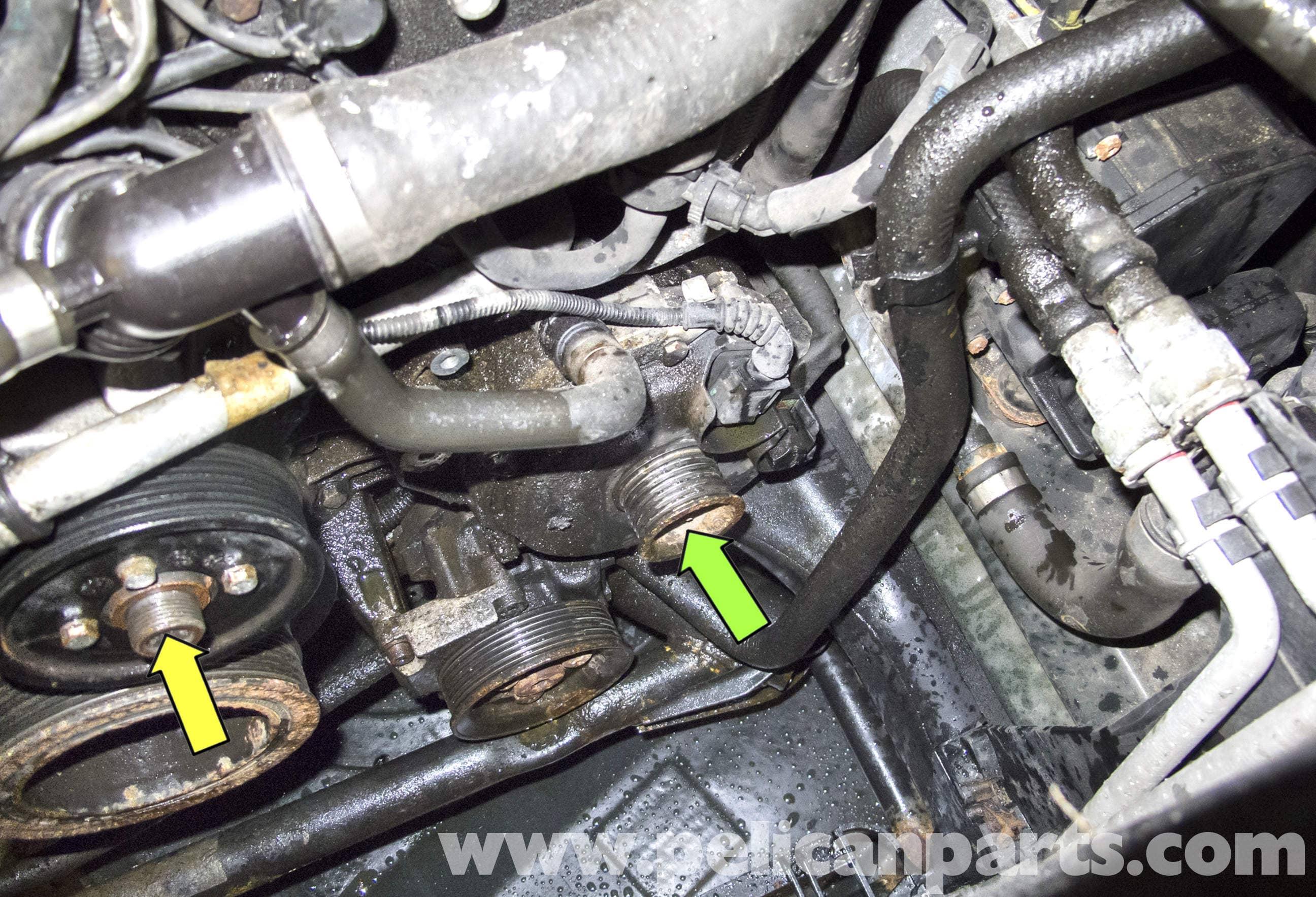 2002 bmw x5 alternator