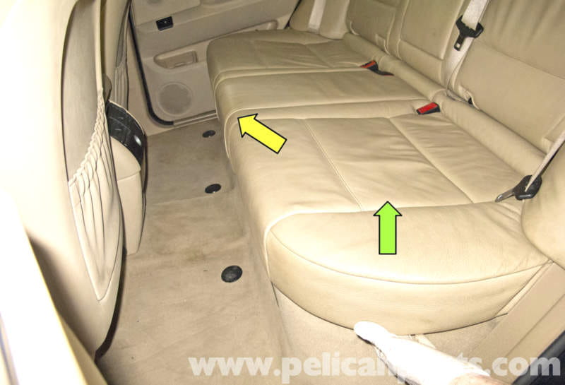 Bmw X5 Seat Removal E53 2000 2006 Pelican Parts Diy