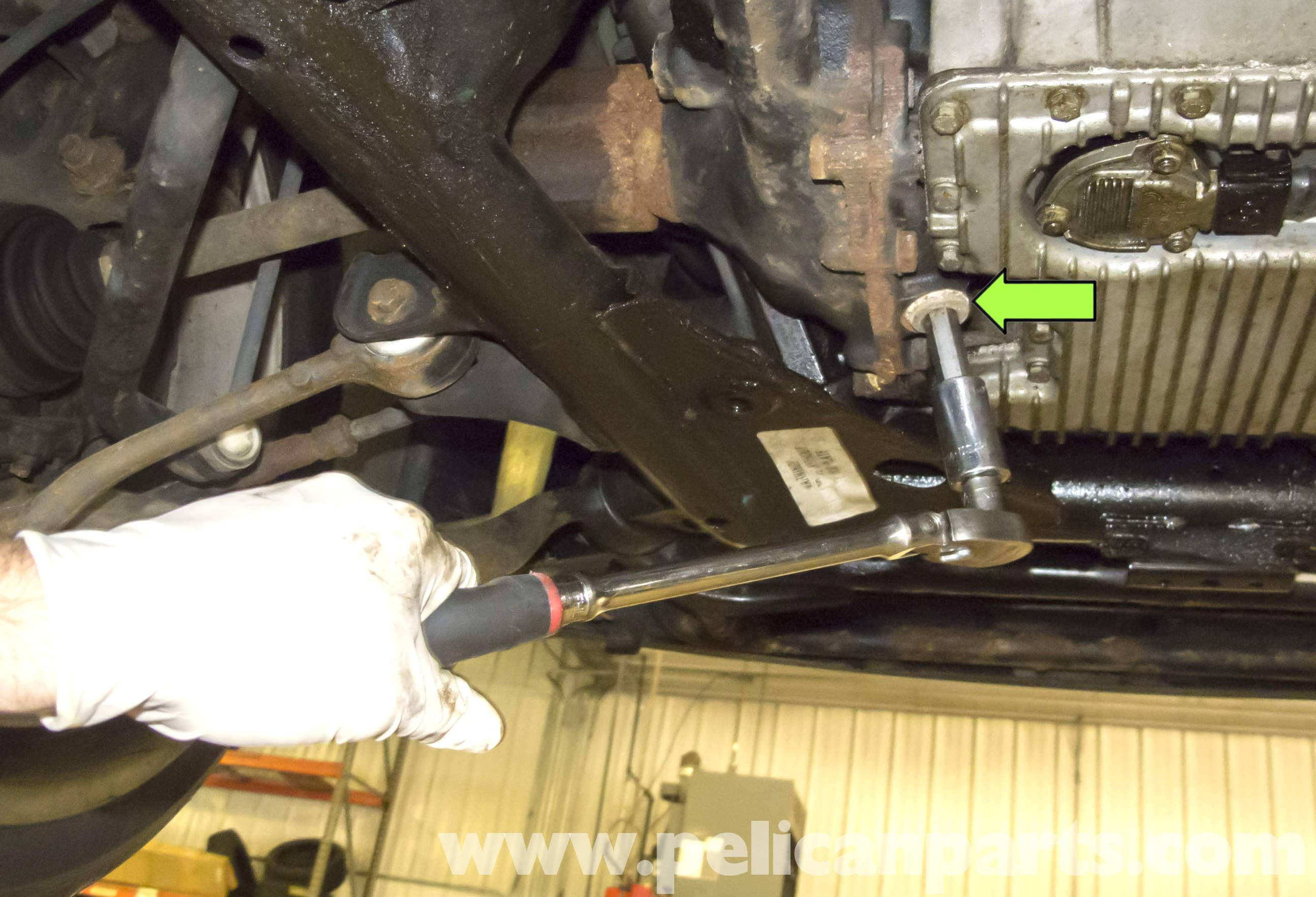 Bmw X5 Front And Rear Differential Fluid Replacement E53