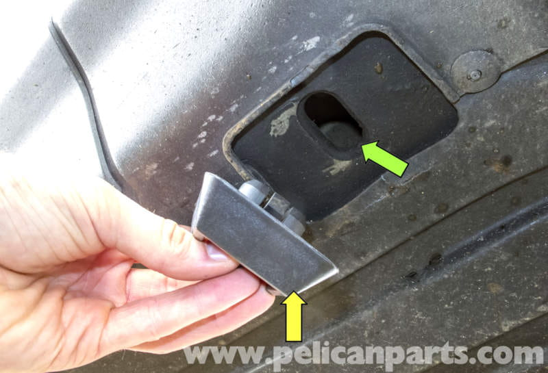 Bmw X5 Jacking Up Your Vehicle E53 2000 2006 Pelican