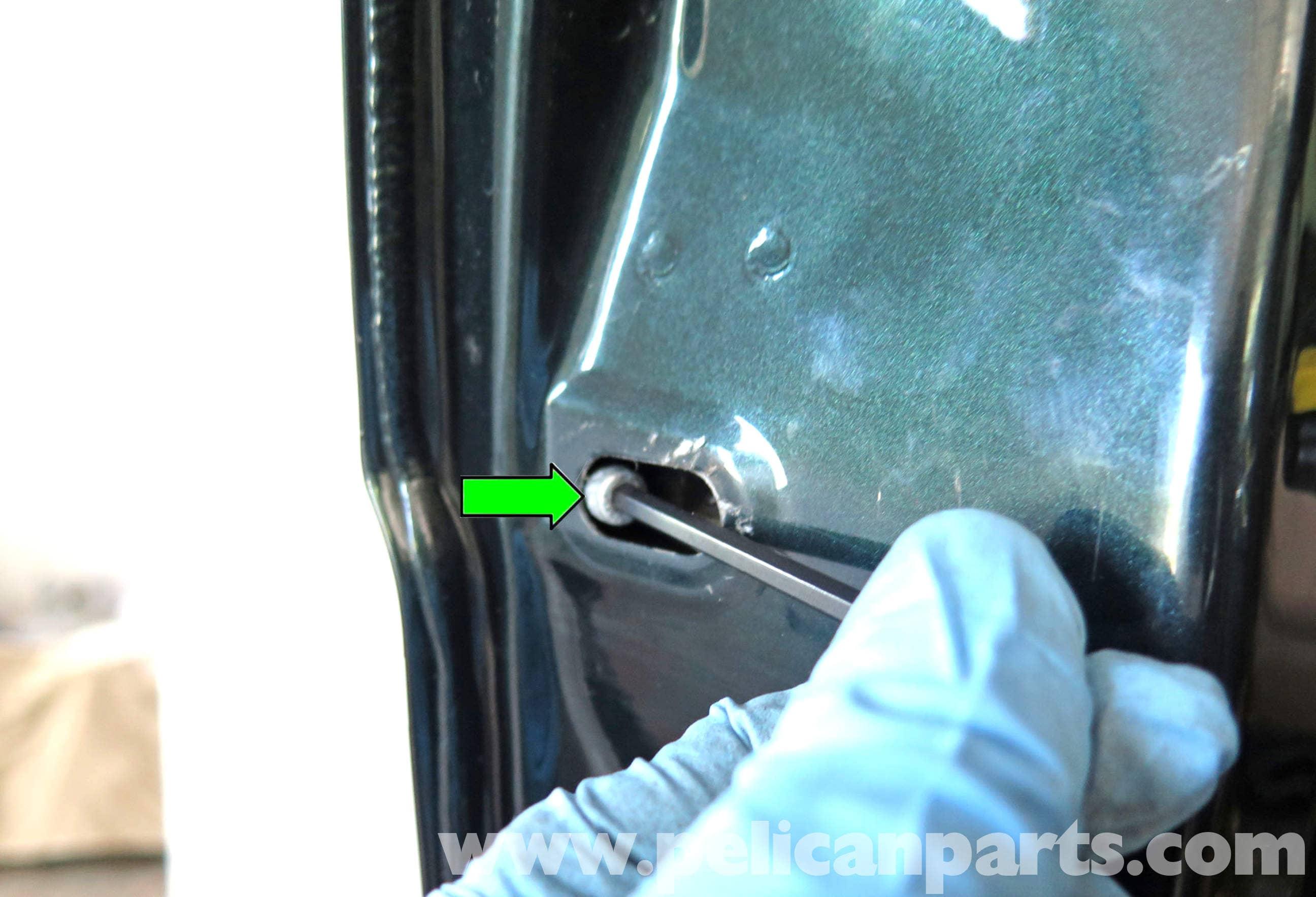 For BMW E53 x5 2000-2006 Front Door Seal Black Left or Right Round Door Gen Oem