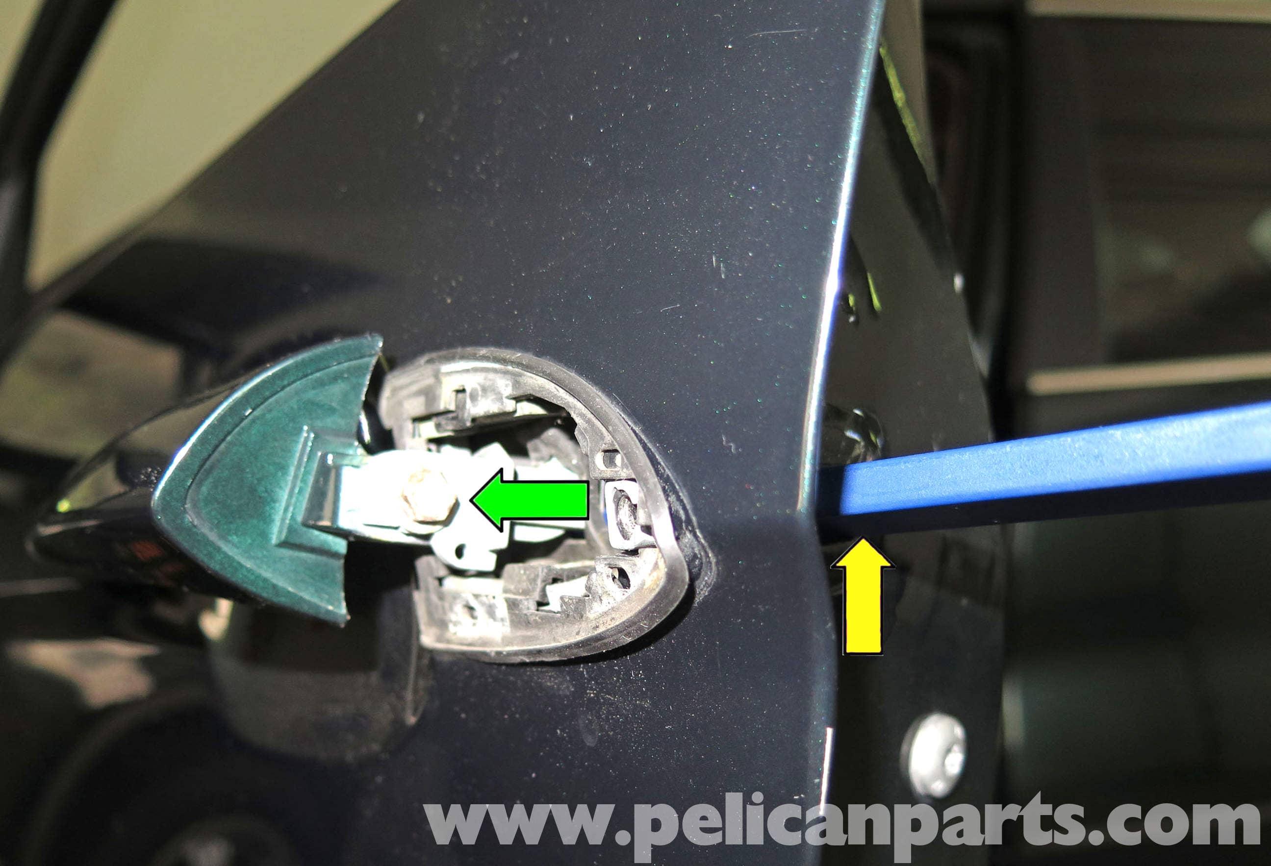 Bmw X5 Door Handle Replacement E53 2000 2006 Pelican