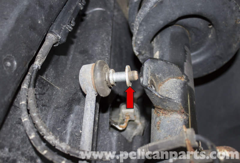BMW X5 Sway Bar Link Replacement (E53 2000 - 2006) | Pelican