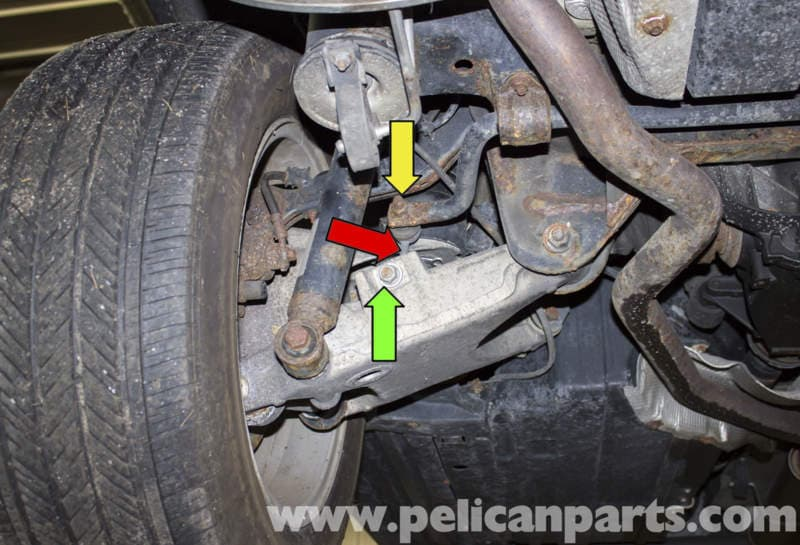 Bmw X5 Sway Bar Link Replacement E53 2000 2006 Pelican Parts Rhpelicanparts: Sway Bar Link Location At Gmaili.net