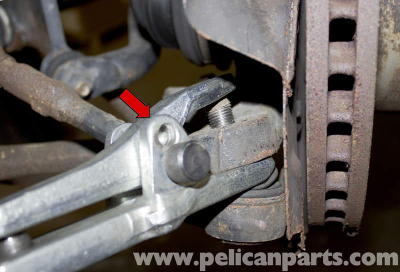 Bmw X5 Tie Rod End Replacement E53 2000 2006 Pelican