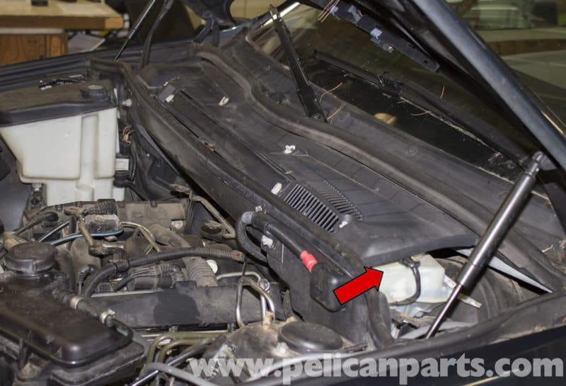 Bmw X5 Brake Master Cylinder Replacement E53 2000 2006