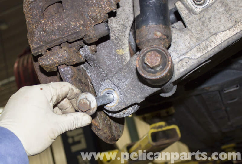 Bmw X5 Rear Ball Joint Replacement E53 2000 2006