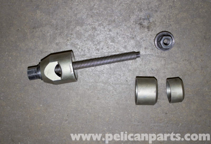 Bmw X5 Rear Ball Joint Replacement  E53 2000