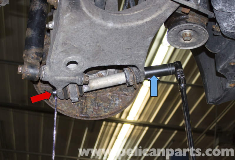 Bmw X5 Rear Drive Axle Replacement E53 2000 2006