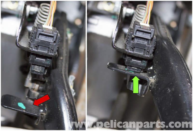 bmw x5 brake light switch replacement (e53 2000 2006) pelican