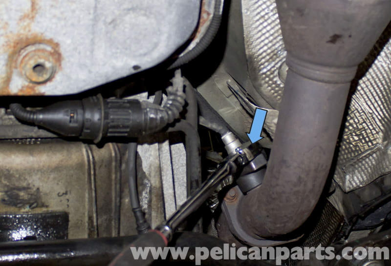 Bmw X5 M62 8cylinder Oxygen Sensor O2 Replacement E53 Rhpelicanparts: 2006 Bmw X5 O2 Sensor Location At Gmaili.net