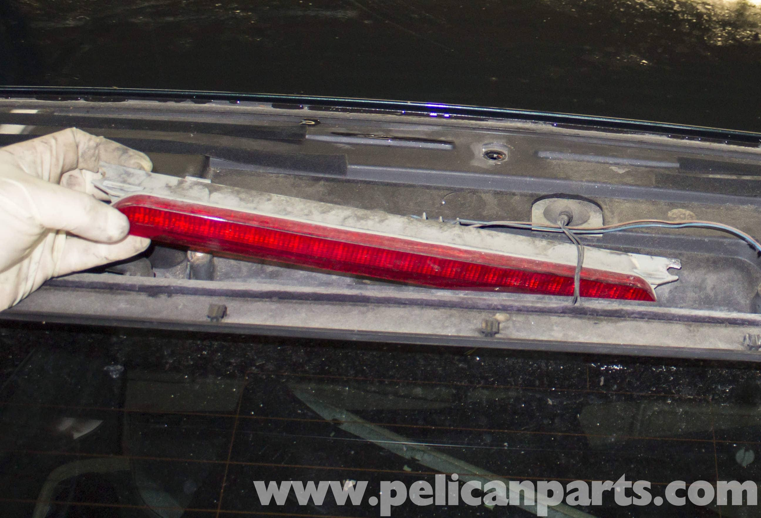 Bmw X5 Third Brake Light Replacement E53 2000 2006 Pelican The Tailgate Strip Also Gives You Option Of Hard Wiring Large Image Extra
