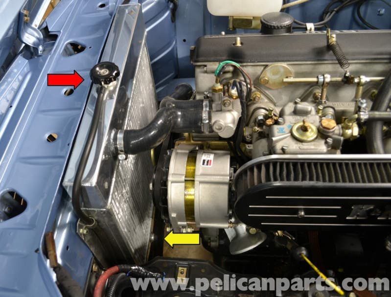Bmw 2002 Cooland Flush And Replacement 1966 1976