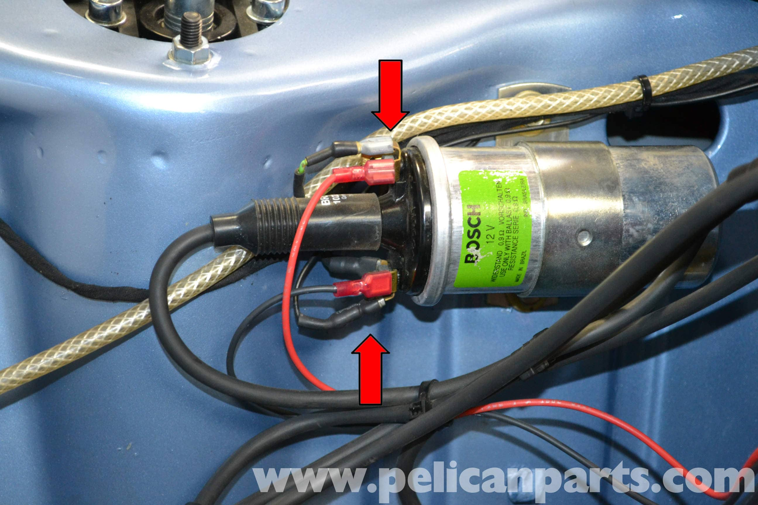 BMW 2002 Coil Testing and Replacement (1966-1976) | Pelican Parts ...