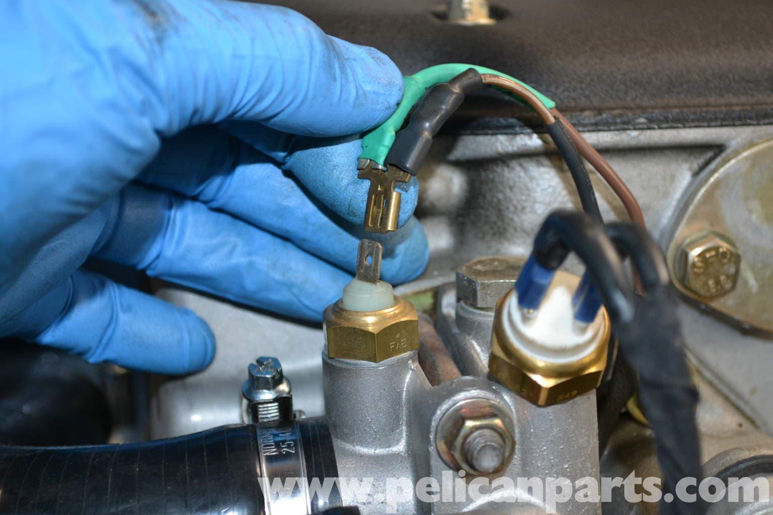 D Close Up On Broken Module moreover Ect Escape additionally Original besides B F Af as well S L. on engine coolant temperature sensor