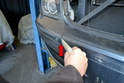 User a plastic trim removal tool.