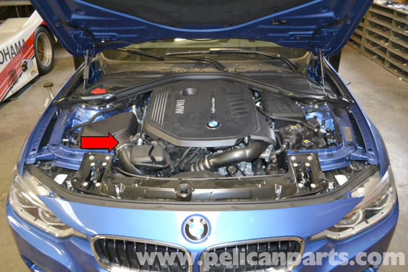 Pelican Parts Technical Article - BMW F30 3-Series - MAF ...