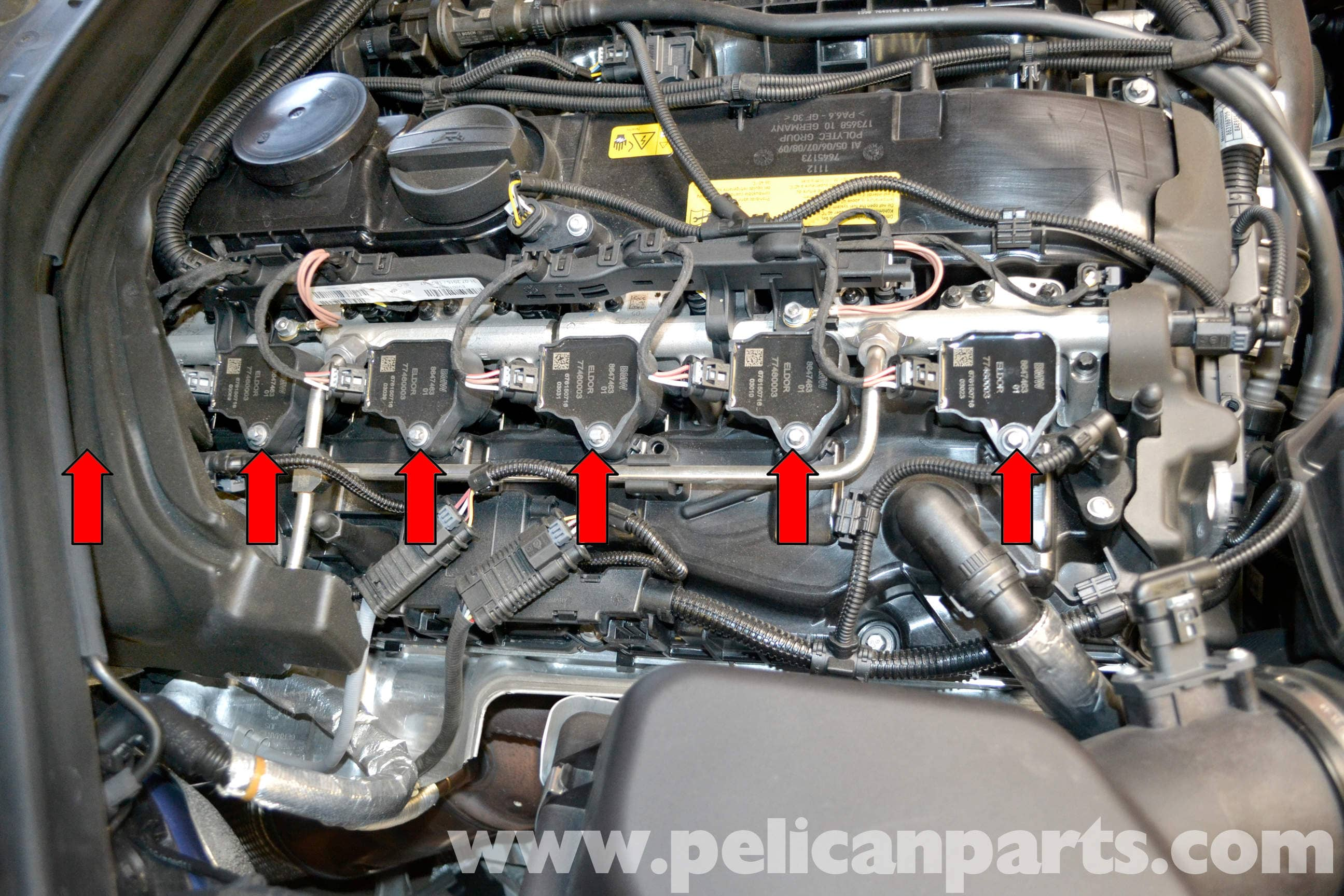 Pelican Parts Technical Article - BMW F30 3-Series - Spark