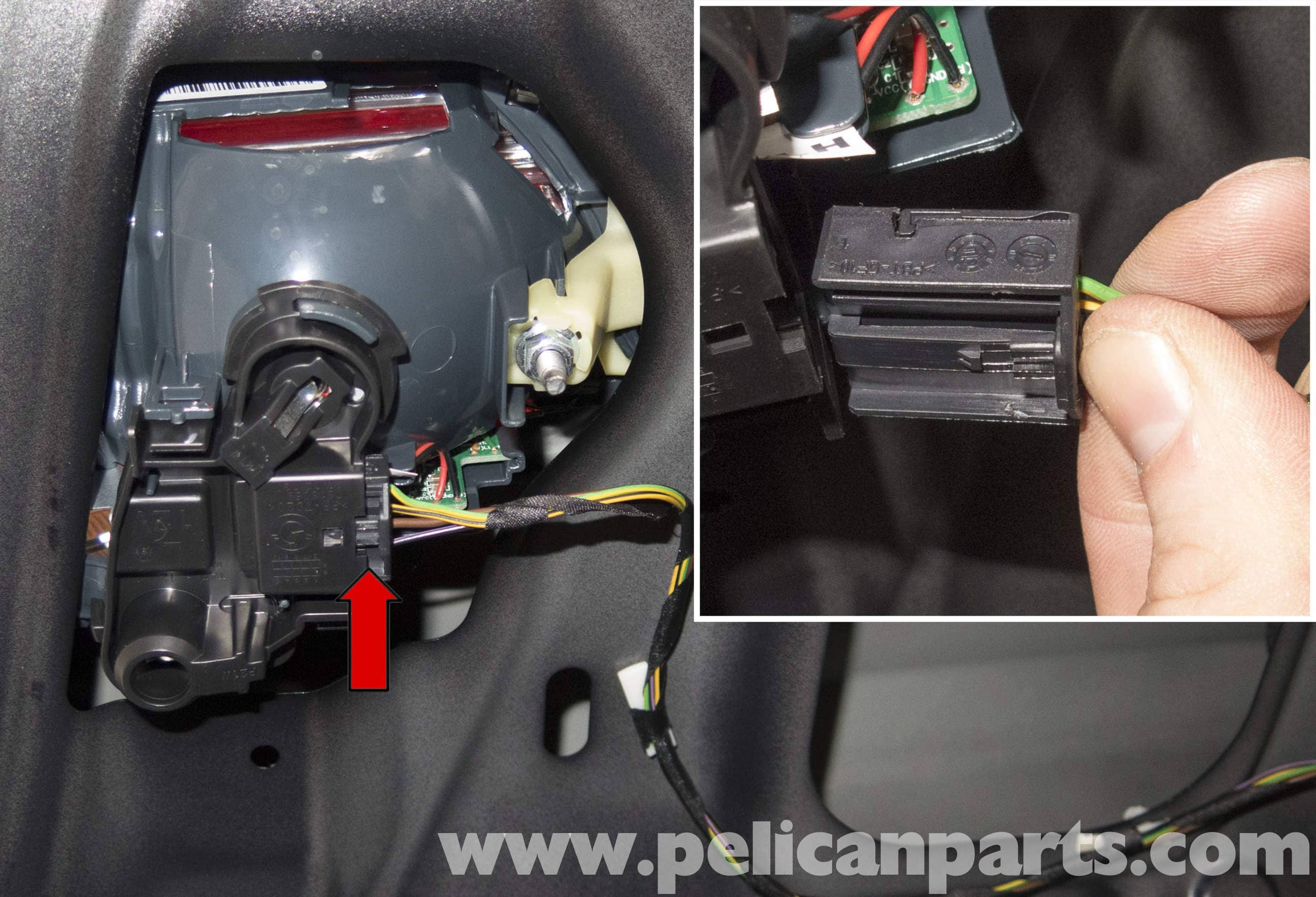 Terrific Pelican Technical Article Bmw F30 3 Series Tail Light Replacement Wiring Digital Resources Funapmognl