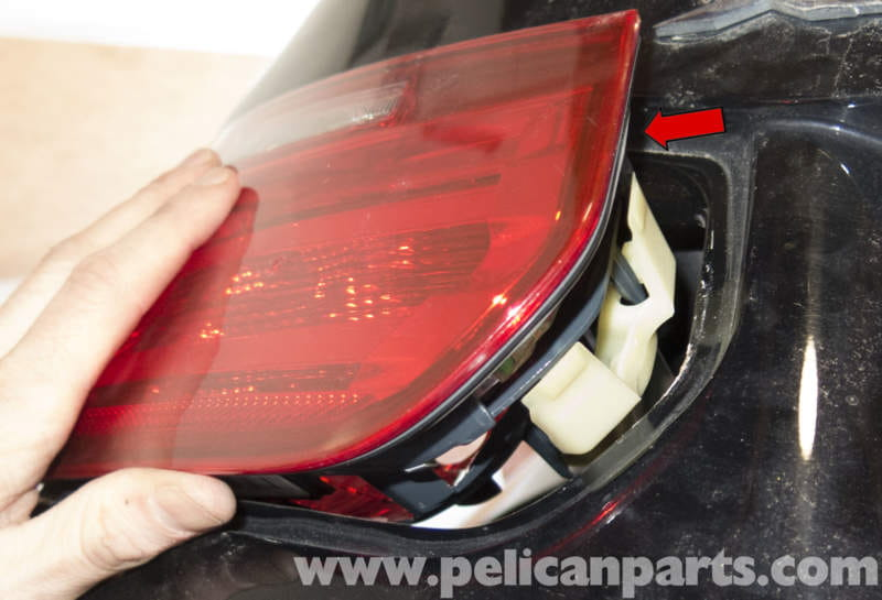 Pelican Parts Technical Article Bmw F30 3 Series Tail