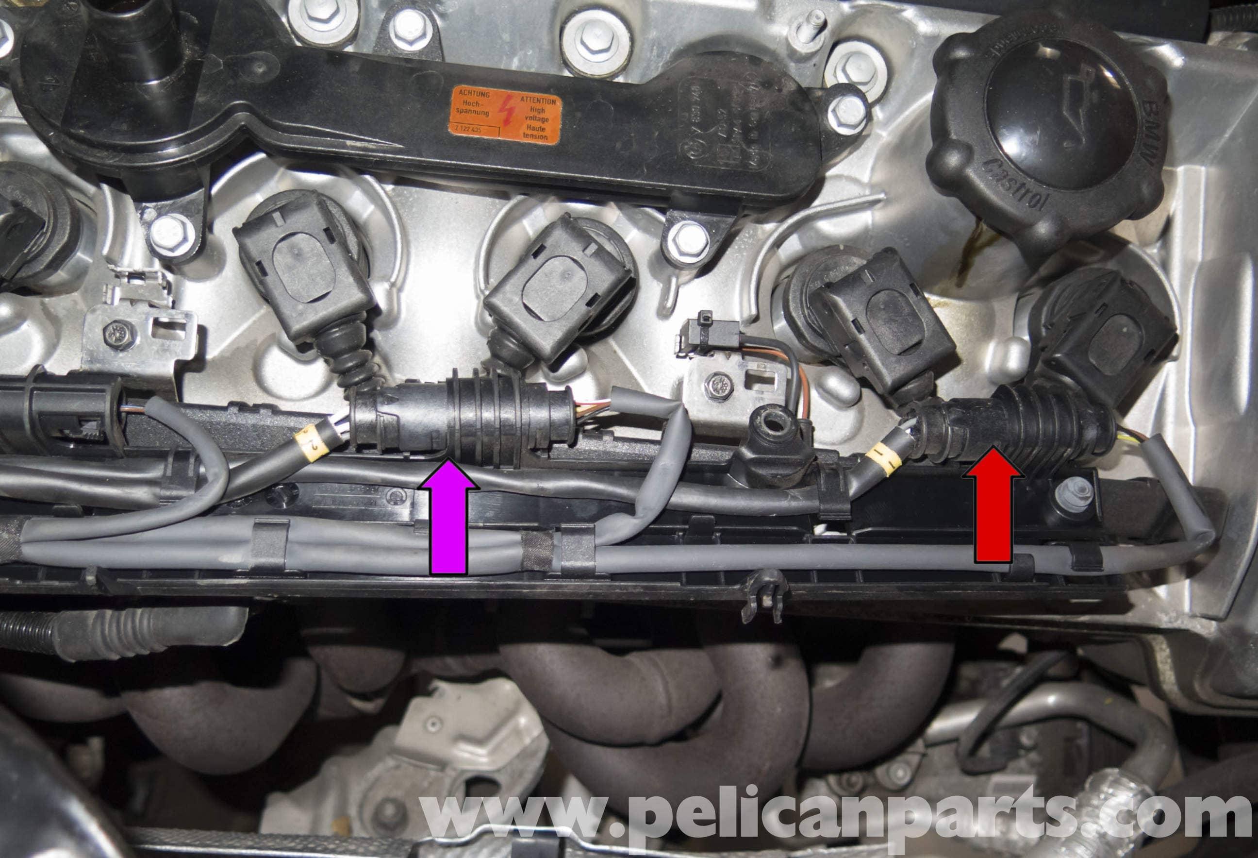 BMW Z4-M S54 Engine Oxygen Sensor Replacement | 2003-2006