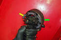 If you do not have the special tools to remove the CV joint from the shaft you can still replace driveshaft CV joint.