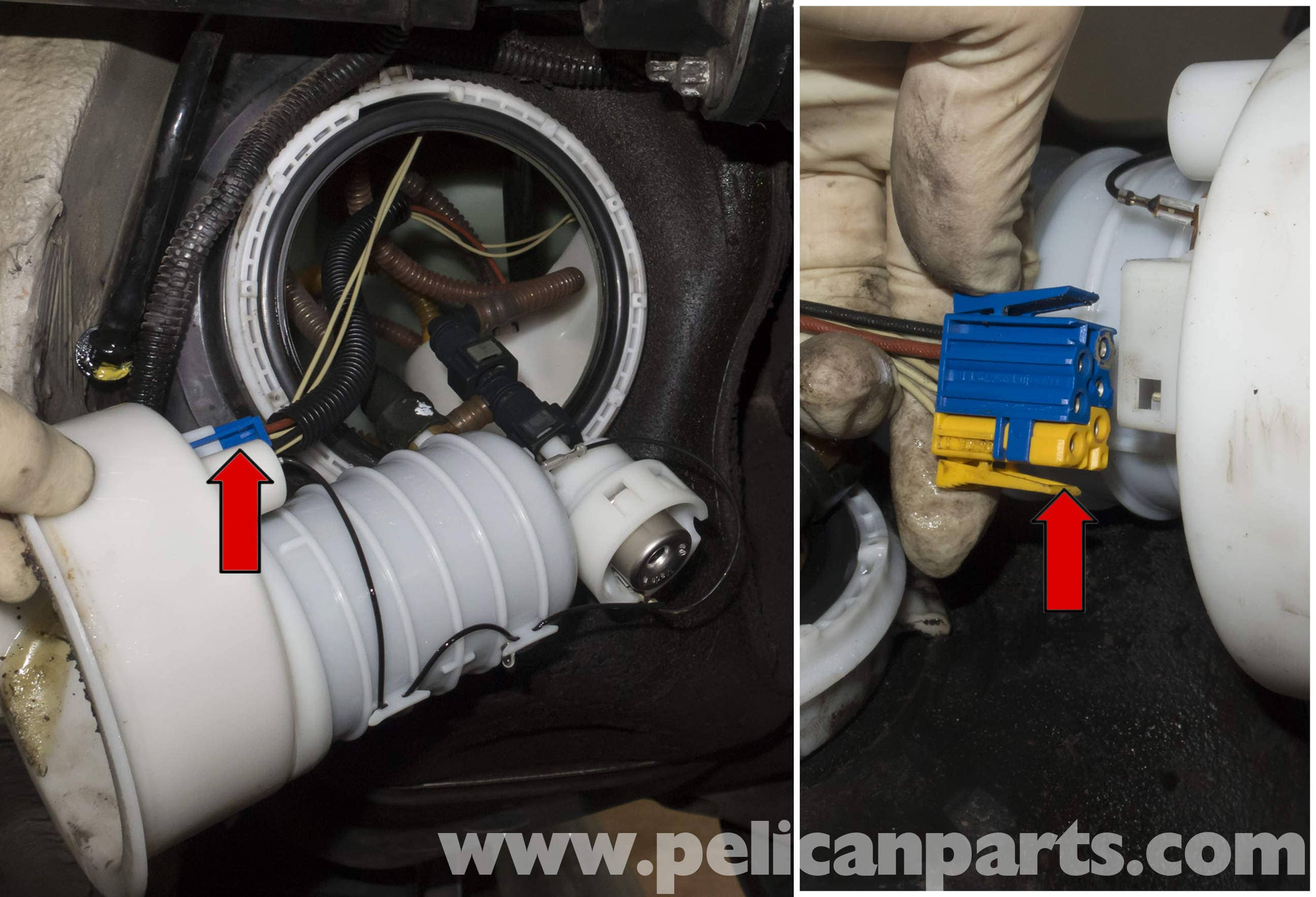 Bmw Z4m Fuel Filter Replacement E85 2003 2008