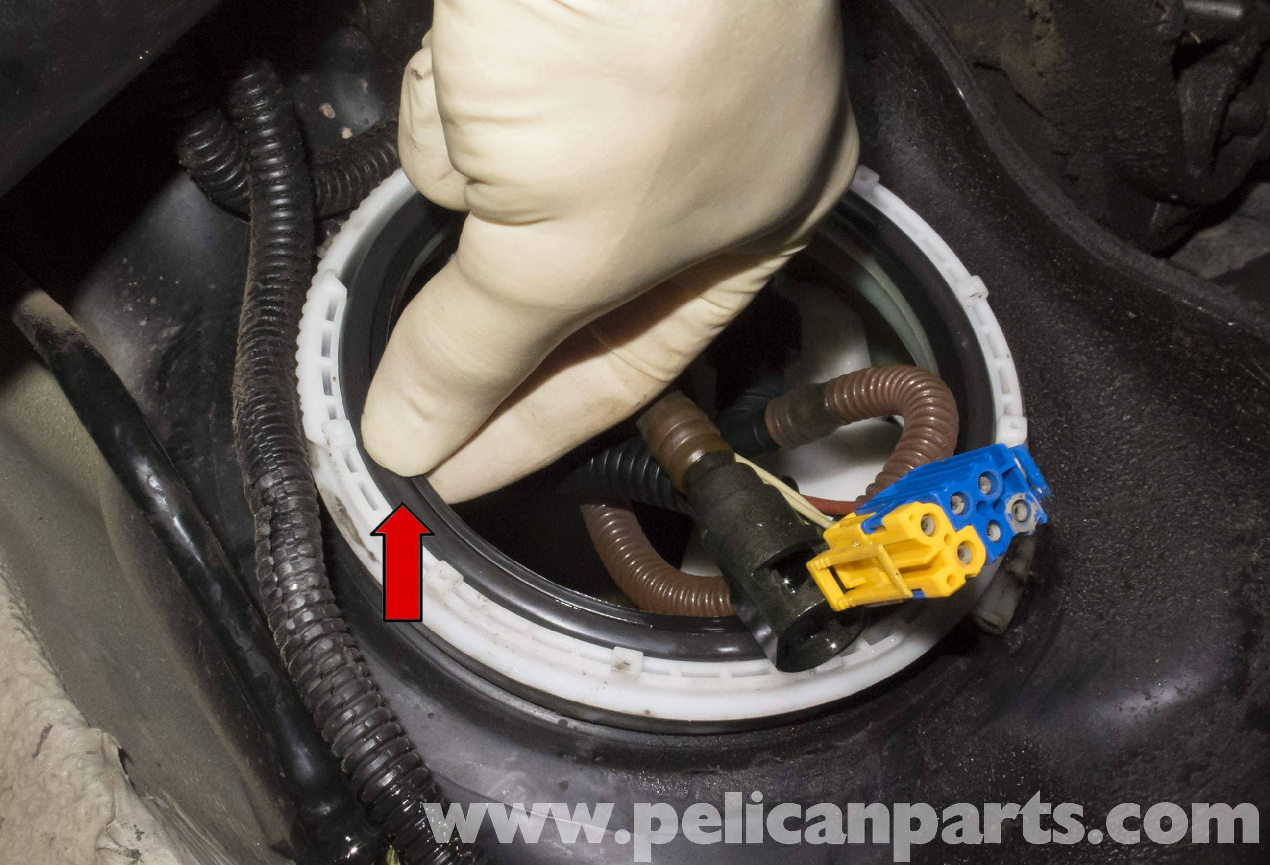 pic17 bmw z4m fuel filter replacement e85 (2003 2008) pelican parts