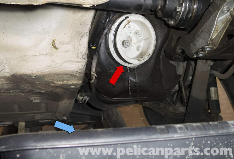 Bmw Z4m Fuel Filter Replacement E85 20032008 Pelican Parts Rhpelicanparts: 2003 Bmw X3 Fuel Filter At Elf-jo.com