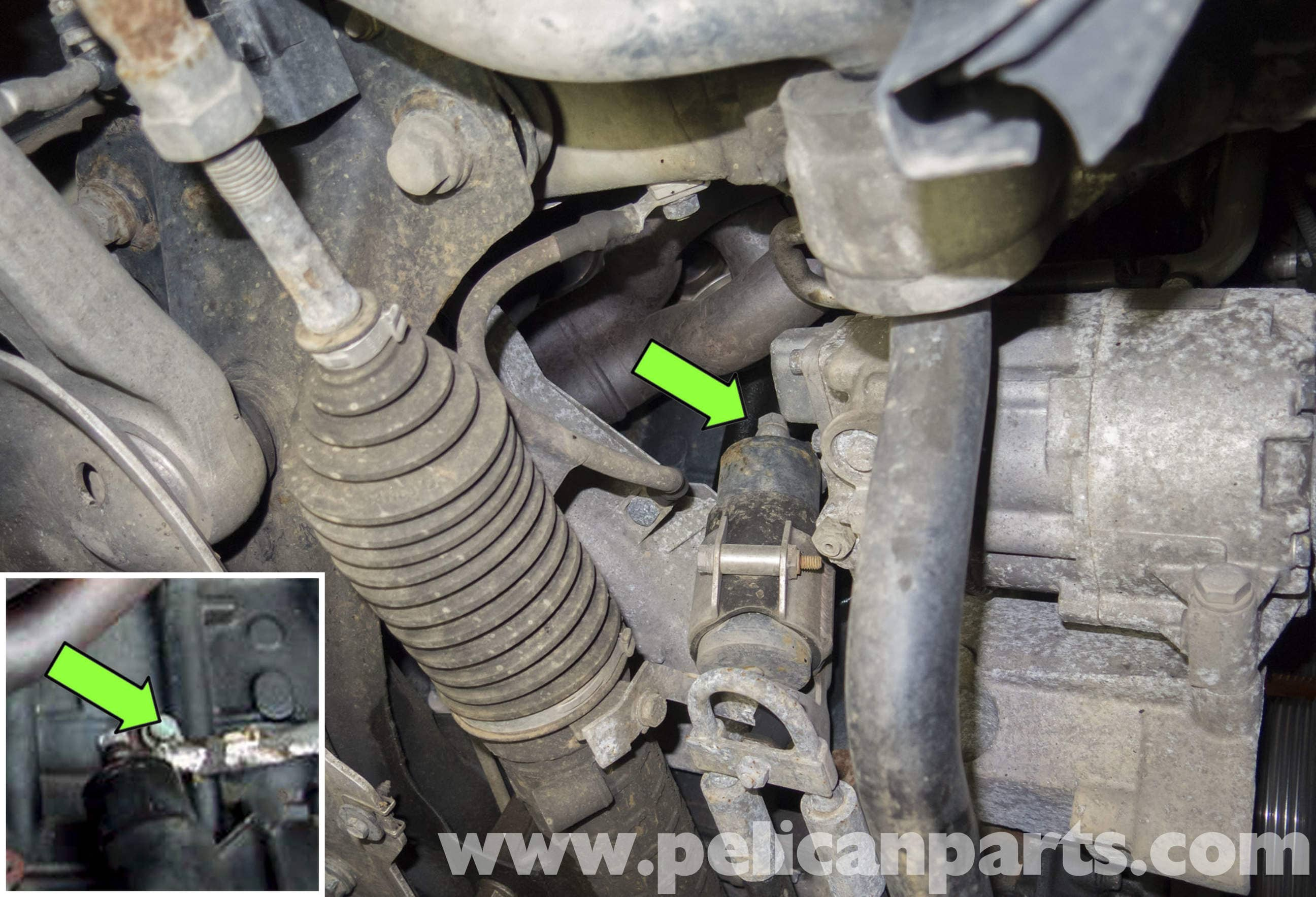 Bmw Z4 M Draining And Filling Cooling System 2003 2006