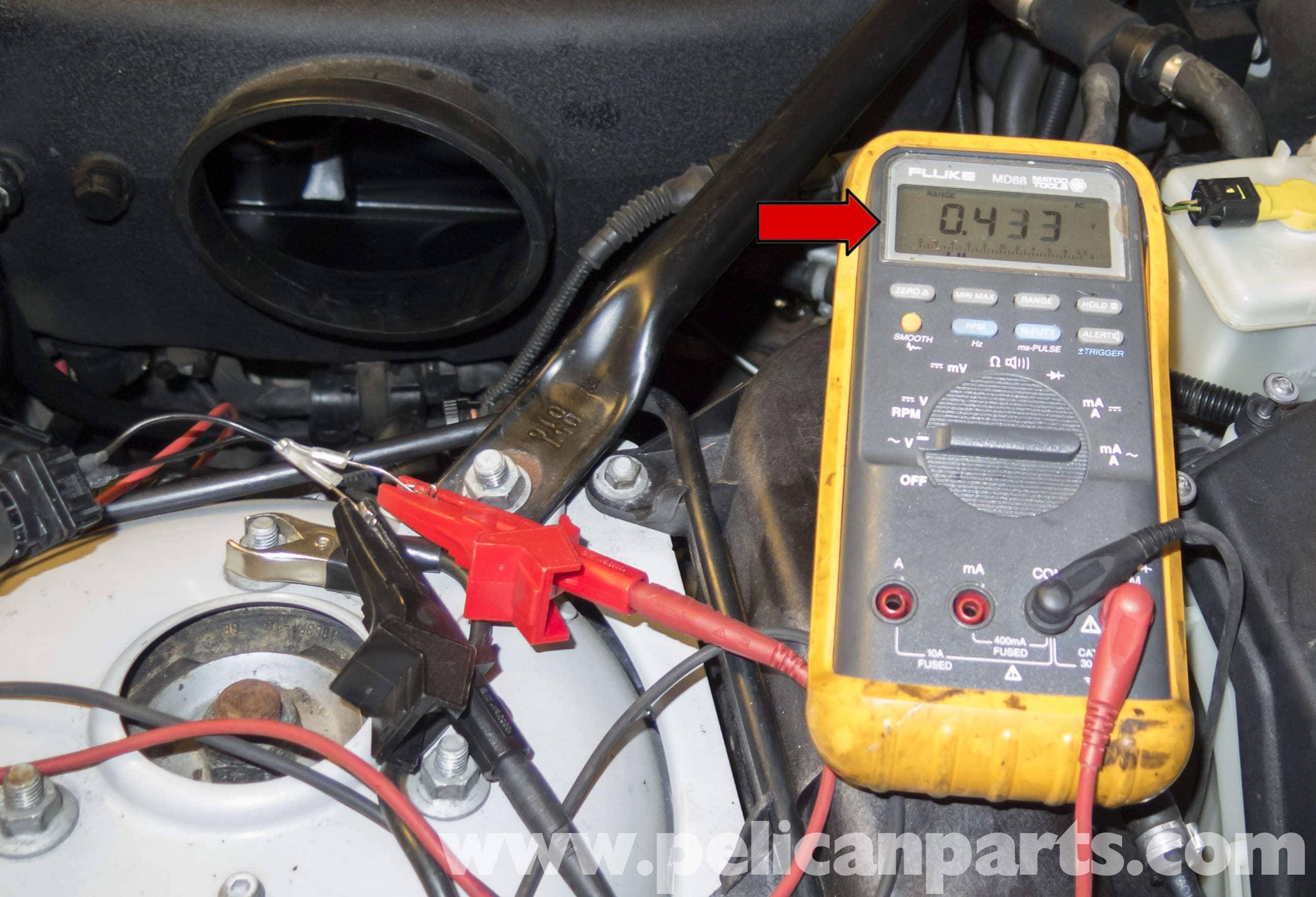 BMW S54 Crankshaft Sensor Testing | E46 M3 Coupe/Convertible (2001