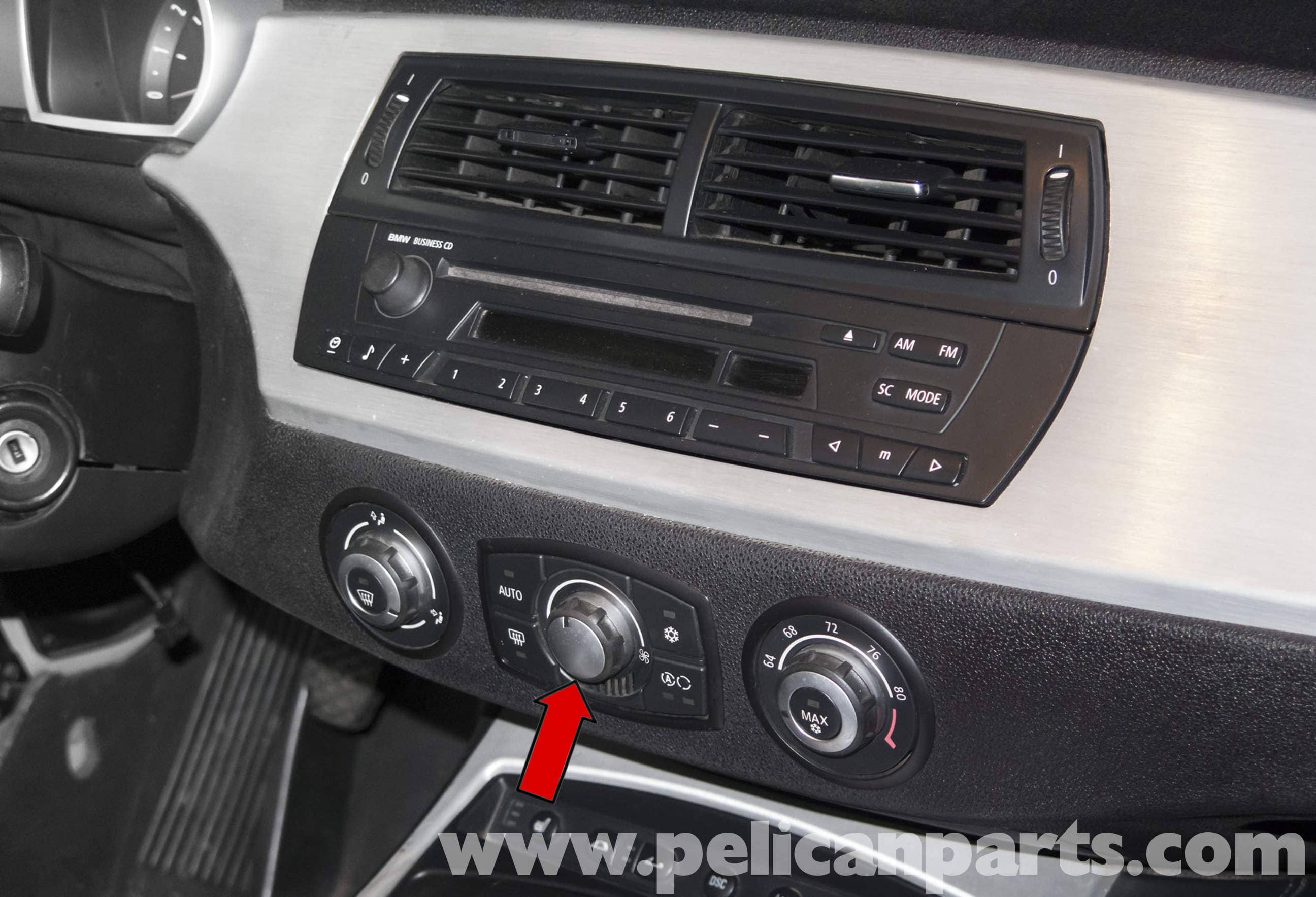 BMW Z4M IHKA Panel (Heater Controls) Replacement | E85 (2003-2008