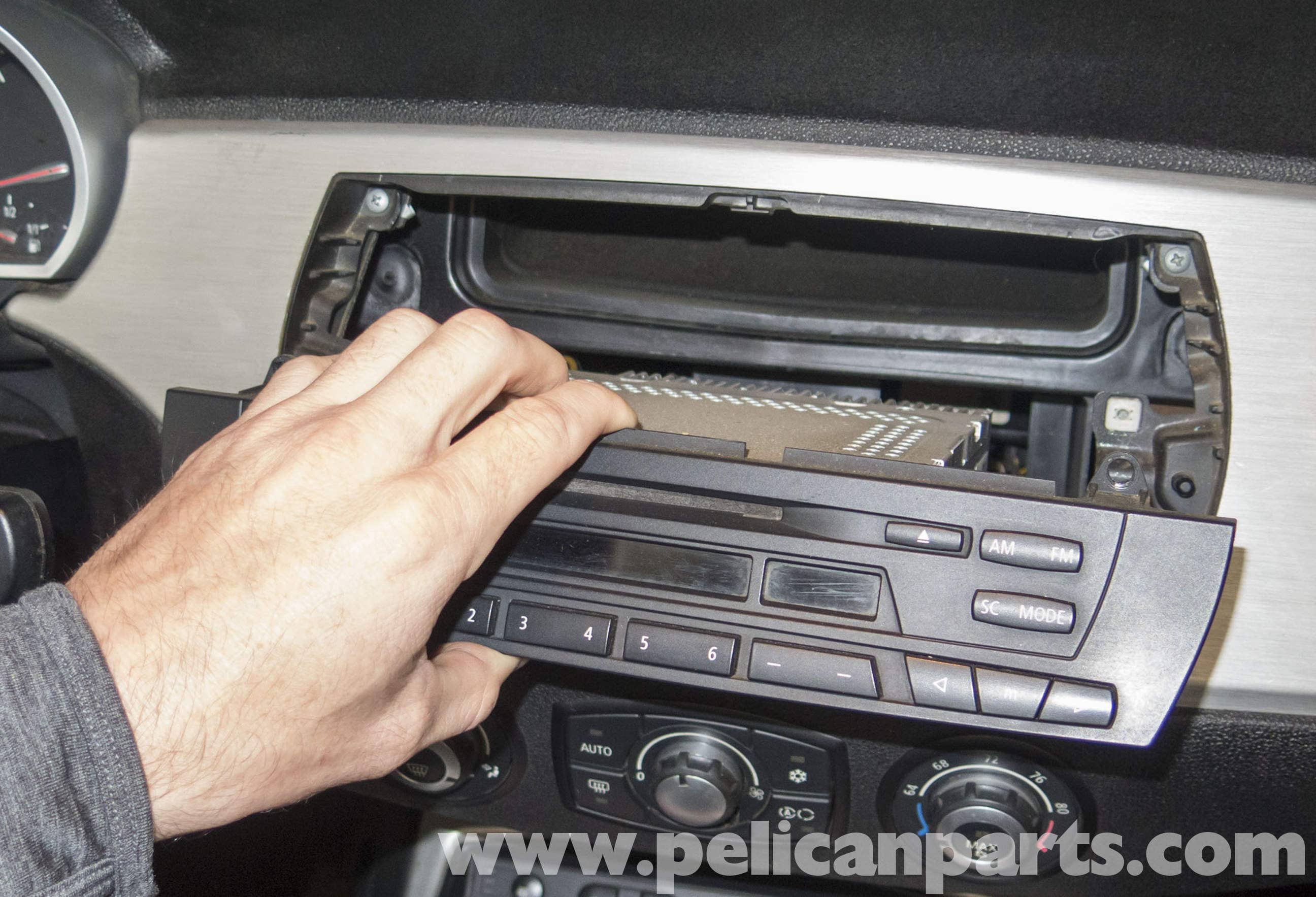 Bmw Z4m Ihka Panel Heater Controls Replacement E85 2003 2008