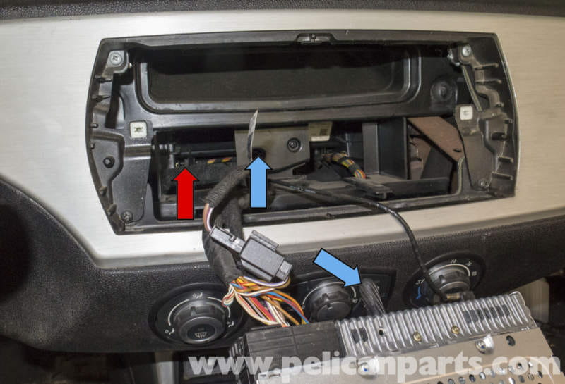 Bmw Z4m Radio Replacement E85 2003 2008 Pelican
