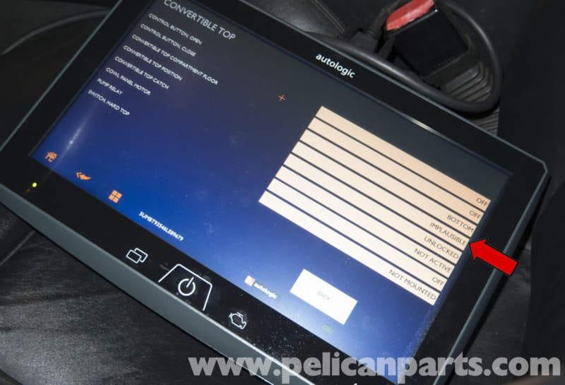 Pelican Parts Technical Article Bmw Z4m Convertible Top