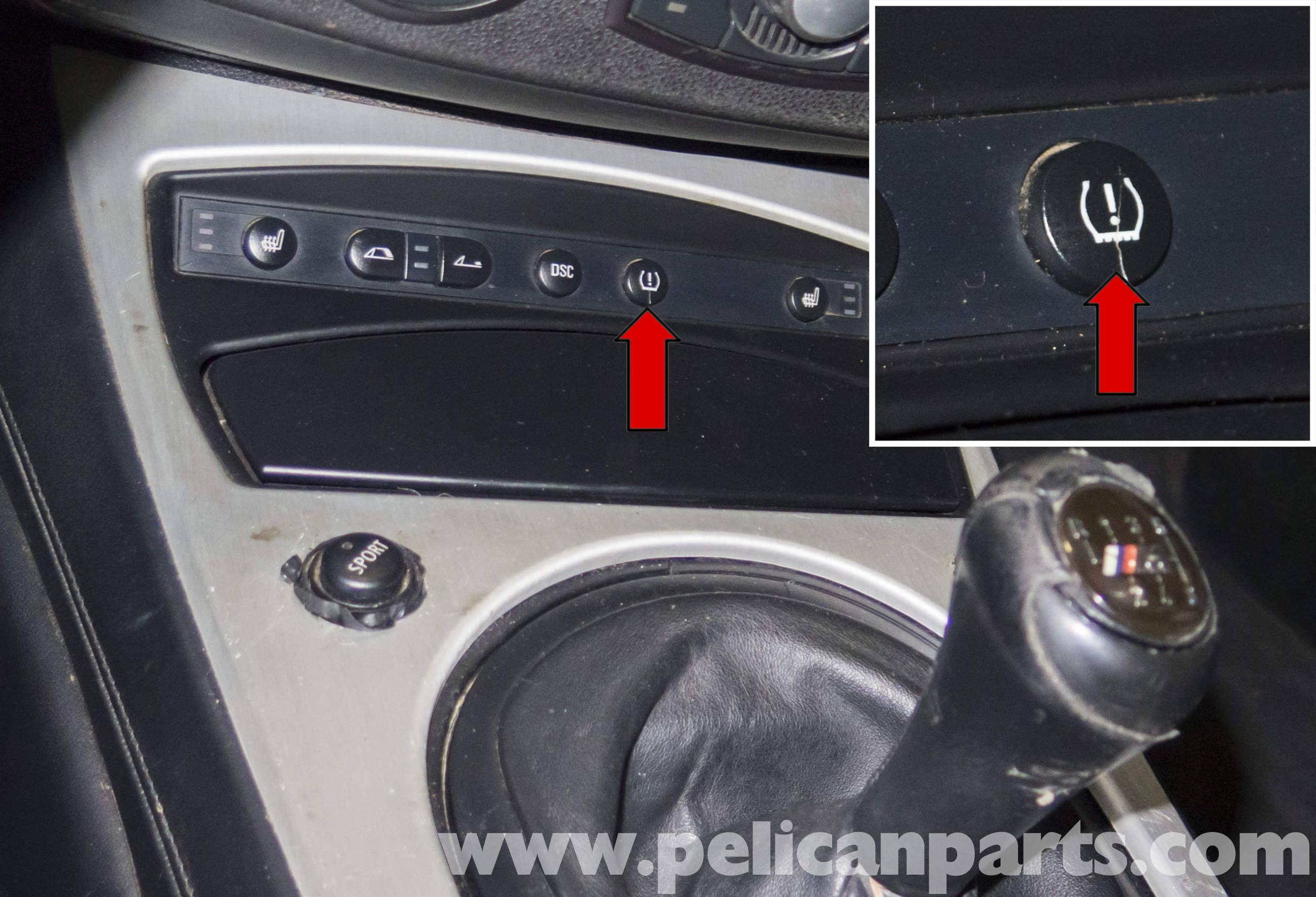 Check Tpms System >> BMW Z4-M Tire Pressure Monitoring | 2003-2006 | Pelican ...